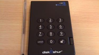 iStorage diskAshur 3.0 - Size