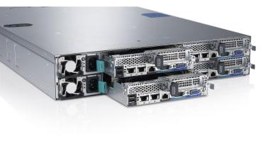 Dell PowerEdge C6220 rear