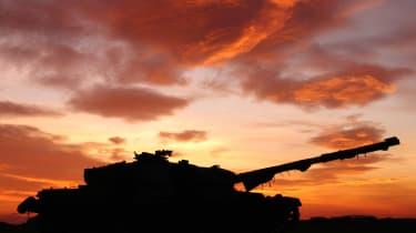Challenger Tank