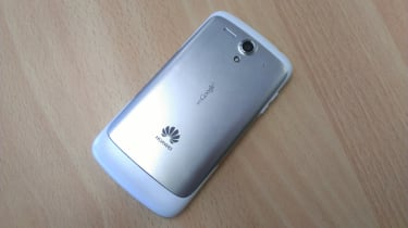 Huawei Ascend G 300 - Back