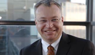 CEO Stephen Elop