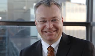 CEO Stephen Elop