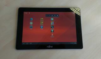 Fujitsu M532 Android tablet