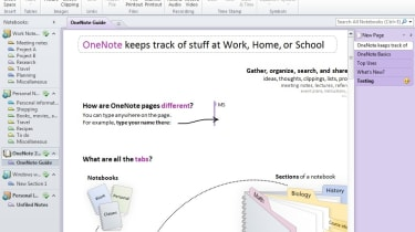 Microsoft OneNote for Android and iOS