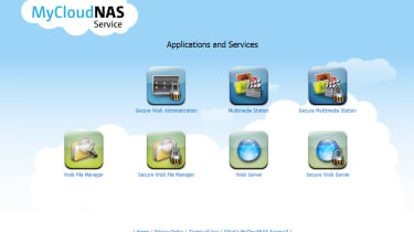 QNap's MyCloudNAS provide a useful range of services to remote users over the Internet.
