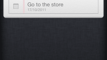 Create a reminder or check if you have any appointments on any given day using Siri.