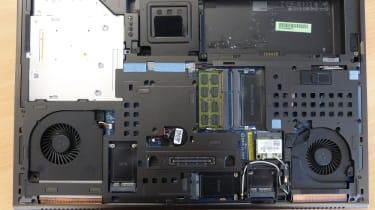 Dell Precision - Inside