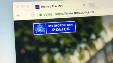 met police website