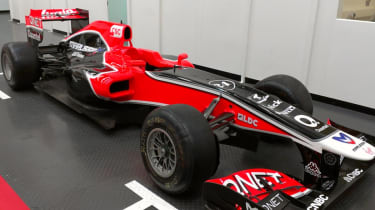 Marussia F1 - 2011 model