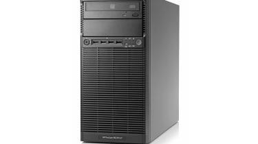 The HP ProLiant ML110 G7