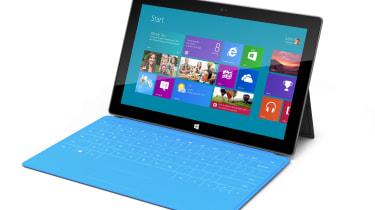 Windows 8 on Microsoft Surface