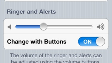 How to avoid unwanted audio alerts in iOS 5