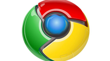 The Google Chrome icon