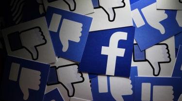 Facebook dislike emojis