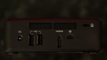 Intel NUC - Ports