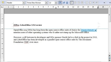 LibreOffice 3.5.0