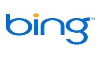 The Bing logo