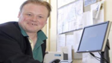 Phil Richards, director of IT, Loughborough University