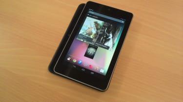 Kindle Fire HD vs Google Nexus 7 - Dimensions