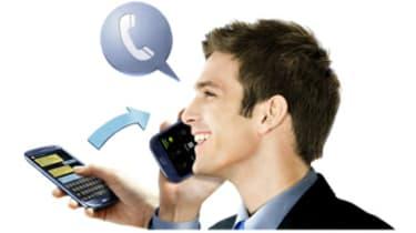 Samsung Galaxy S III - Direct call