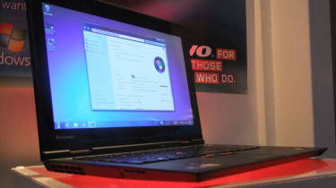 The Lenovo ThinkPad X1