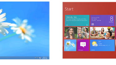 Windows RT - Live Tiles and Desktop
