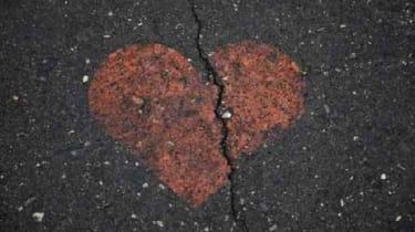 Love split