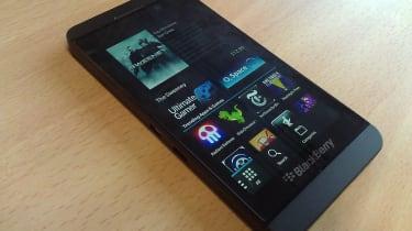 BB10 - Z10 smartphone