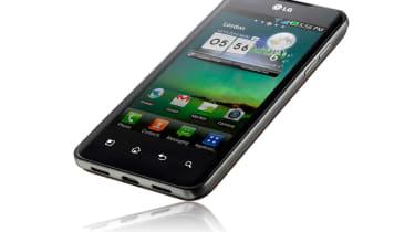 The LG Optimus 2X