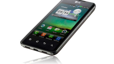The LG Optimus 2X
