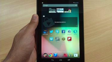 Google Nexus 7 - Front