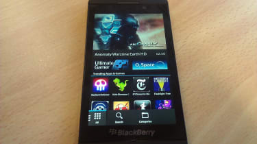 BB10 -BlackBerry World