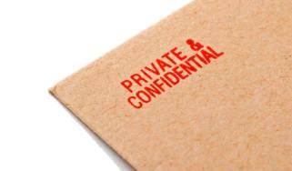 Private file
