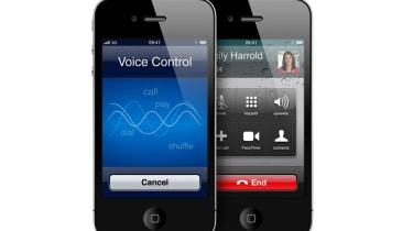 Voice dialling in iOS 4
