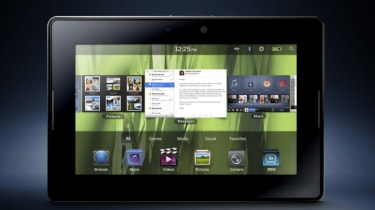 The RIM Blackberry Playbook