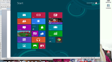 Parallels 8 - Windows 8