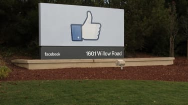 Facebook Like sign