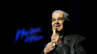 Claude Nobs, founder and general manager of the Montreux Jazz Festival
