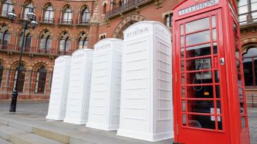 BT phone boxes