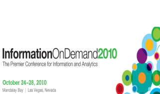 IBM Information on Demand logo