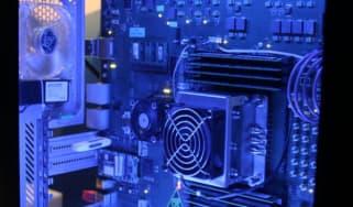 Intel 48-core processor machine