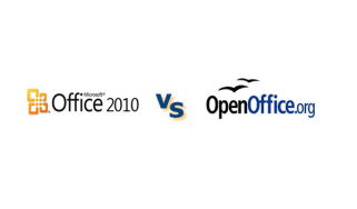 Office 2010 vs Open Office