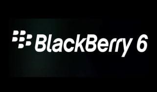 BlackBerry OS 6 logo