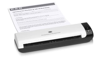 The HP Scanjet Professional 1000