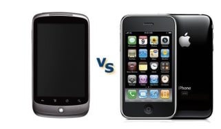 Google Nexus One vs Apple iPhone 3GS
