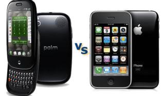 iPhone vs Palm Pre