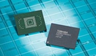 Toshiba 64GB NAND flash