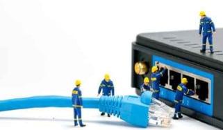 Broadband plugs