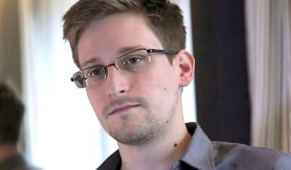 Edward Snowden picture
