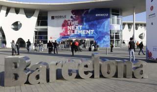Mobile World Congress at the Fira Grand Via, Barcelona
